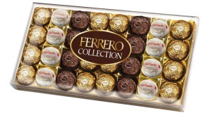 Ferrero Rocher Collection
