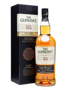 Glenlivet Master Distiller's Reserve Scotch Whisky