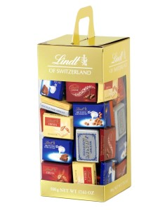 Lindt assorted